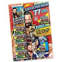 Topps WWE Slam Attax Reloaded 2020 – Collectorpack Drew McIntyre, Plus Sasha Banks!
