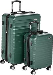 AmazonBasics Hardside Spinner Luggage - 3 Piece Set