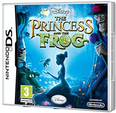 princess and the frog games