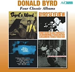 Four Classic Albums (Byrd's Word / Byrd's Eye View / All Night Long / Byrd Blows on Beacon Hill) [Remastered]