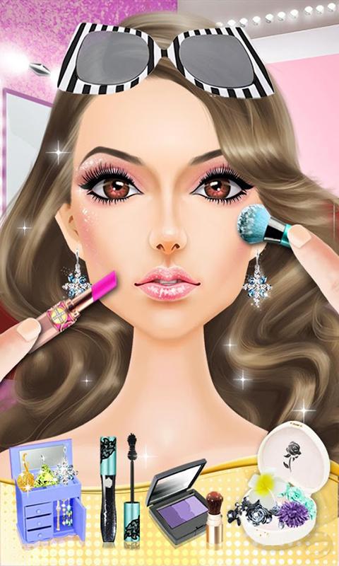 Top Model Makeover - Girls Games - 3