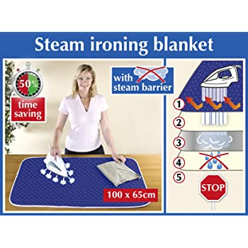 Sponge Space Saving Thicken Durable Scorch Resistant Porous pad Portable Ironing mat Blanket-A 137x70cm TT/&CC Heat Resistant Ironing Blanket 54x28inch