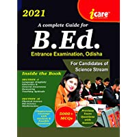 B.Ed. Entrance Guide For Science 2021