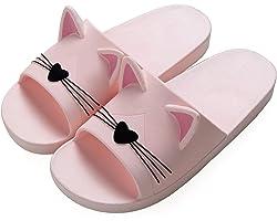 Vunavueya Sandalias y chanclas para Unisex Niños y Adulto | Niño Niña Zapatos de Playa y Piscina Mujer Hombre Zapatillas Baño