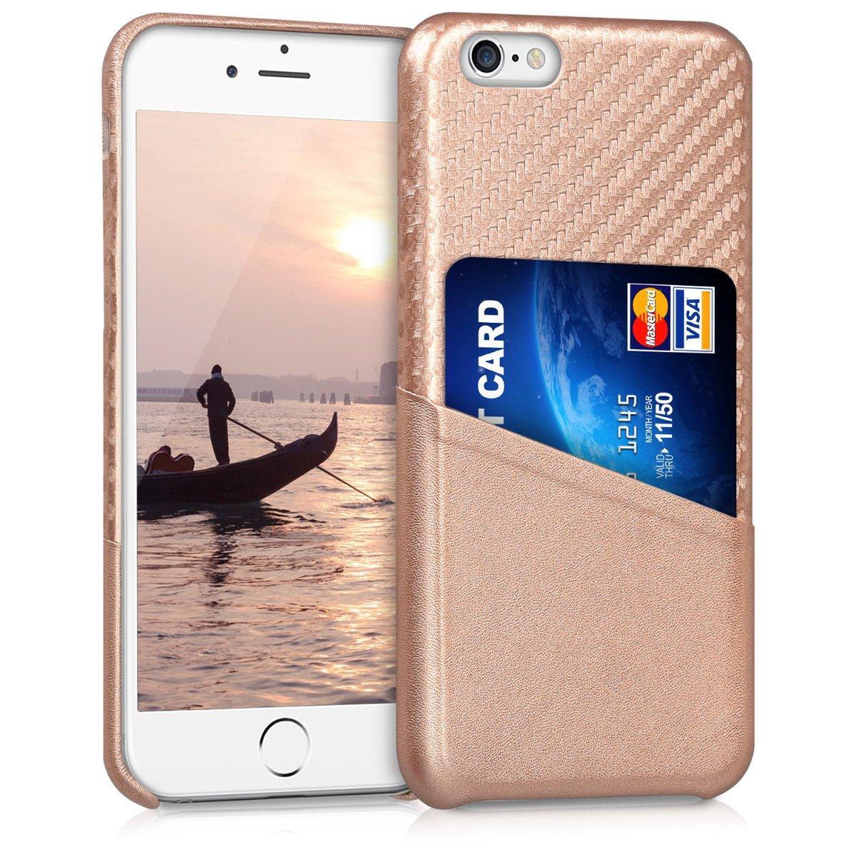 kwmobile Cover per Apple iPhone 6 / 6S - Custodia protettiva