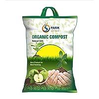 Spark India™ Organic Compost Soil for plants Vermicompost premium Natural Soil Mixture (2 kg)