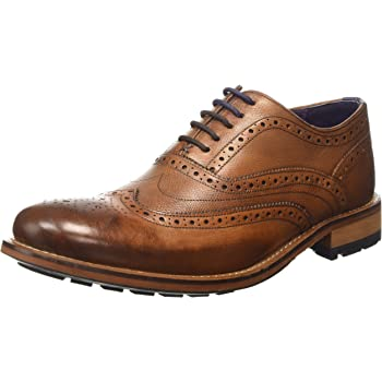 3fdf2479d1b0 Ted Baker Mens Guri 8 Oxford Brogue Shoes