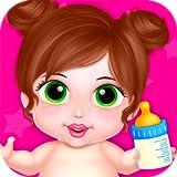 Babysitter Soins de bébé garderie : jeu de baby-sitting pour les enfants et les jeunes filles - Gratuit...