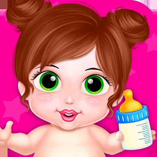 Babysitter Cura del bambino asilo nido : gioco di baby sitter per i bambini e le bambine - Gratis - Amore Piccolo Attività Giocattoli
