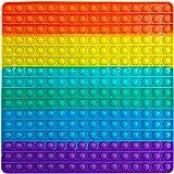 TATUNER Push Bubble Sensory Fidget Toy Pack per Adulti Bambini, Spremere Giocattoli A Bolle di Divertenti Giocattoli Antistre