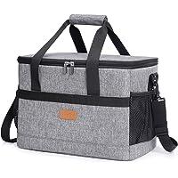 Lifewit 20L Kühltasche Groß faltbar Kühlkorb Kühlbox Isoliertasche Thermotasche Picknicktasche für Lebensmitteltransport…