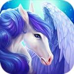 Pegasus Pferd 3D