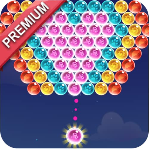 Sky Pop Premium! Bubble Shooter Legend | Puzzle Game 2021 with NO ADS