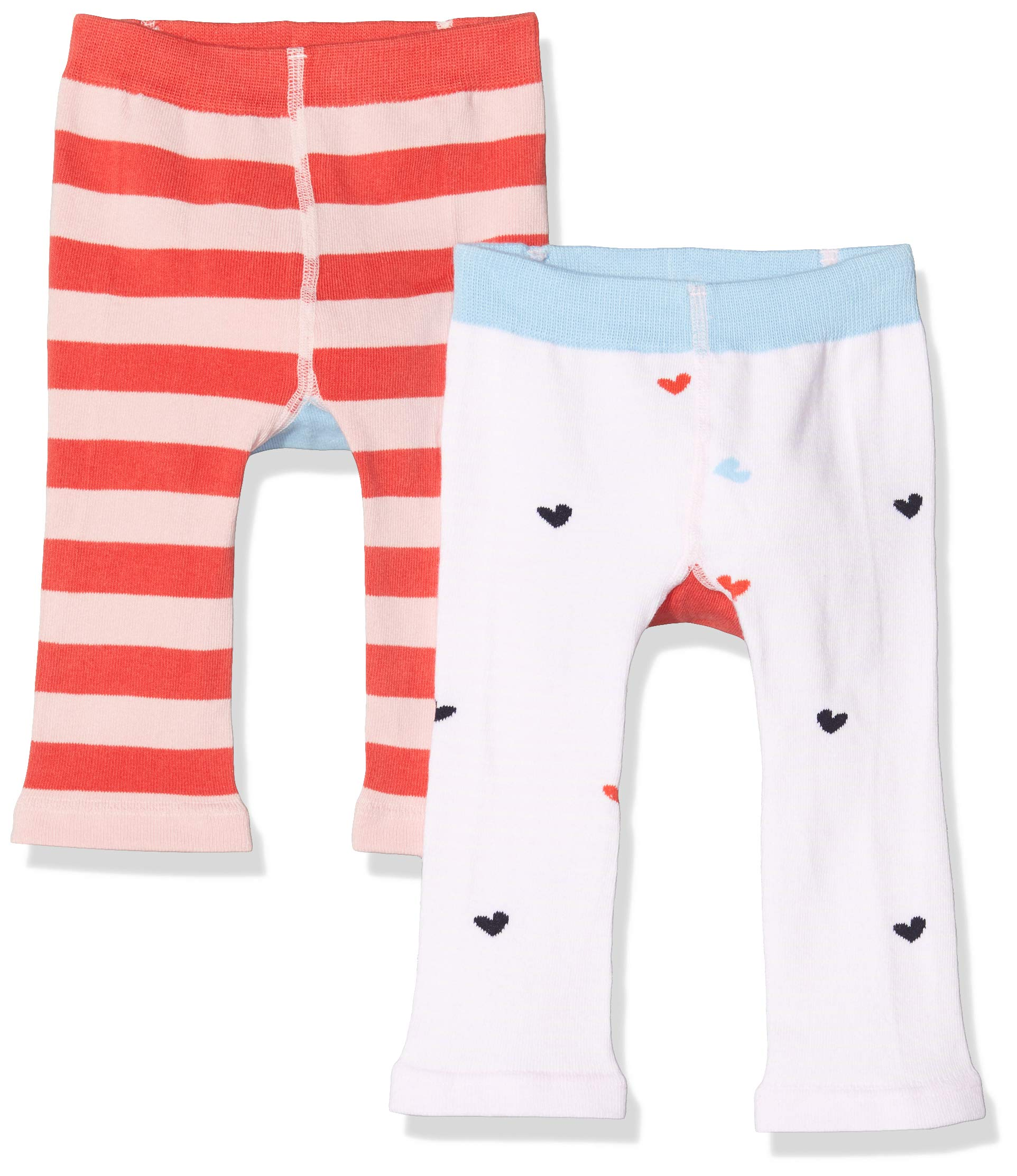 Joules Lively Leggings para Bebés, (Pack de 2) 1