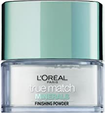 L'Oreal Paris True Match Mineral Mattifying Finishing Powder, 10g