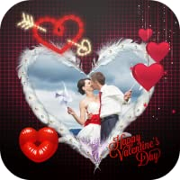 Happy Valentines Photo Frames