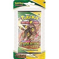 Pokemon Booster-Epée et Bouclier Evolution Céleste (EB07) société-Jeu de Cartes à Collectionner (Modèle aléatoire…