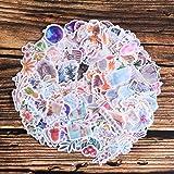 Fancico Washi Stickerset, 10 vellen (400 stuks) Plant | Bloem | Vintage | Botanisch | Scrapbooking Stickers voor Envelop, Scr