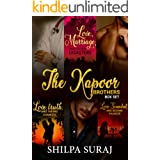 The Kapoor Brothers Box Set: Three incredible couples, three passionate romances, three happily ever afters