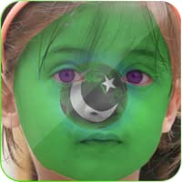 Face Flag App – Pak Flag