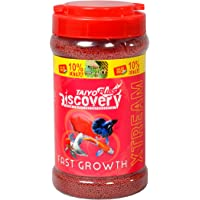 Taiyo Pluss Discovery Xtream Growth Fish Food, 330 Grams with Extra 10 Percent