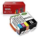 Toner Kingdom Sostituzione cartucce d'inchiostro compatibili per HP 903XL 903L per HP Officejet 6950...