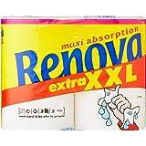 Renova Rollos de Cocina Maxi Absorption Extra XXL - 2 rollos Tamaño Triple