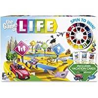 HS Enterprise™ Spin to Win Game of Life Classic Family Board Game Board Game Educational Board Games (Multi-Color…