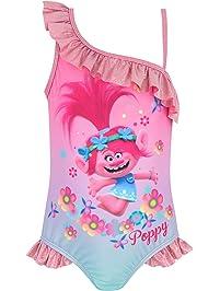 TROLLS Bañador para niña Poppy