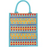 Jute Cottage Bags for Lunch for Women and Men   Jute Grocery Bag   Jute Carry Bag   Jute Tiffin Bags   Printed Jute Bag   Azt