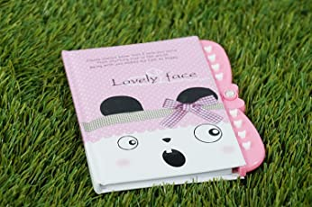 Pindia Diary For Kids Personal Secrets Diary With Lock & Key Personal Notebook