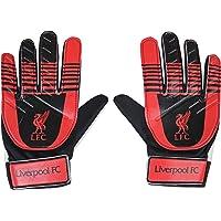 Liverpool FC Boys Gloves Goalie Goalkeeper Kids Youths OFFICIAL Football Gift