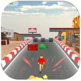 3D Superhero - Endless City Runner Free Game