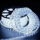 Forever Speed 20 Meter LED Lichtslang Lichtketting Buiten en Binnen LED Lichtslang Voor Kerstmis, bruiloften, festivals Koe