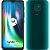 Motorola Moto G9 Play 6.5 Inch HD+ Display, Qualcomm Snapdragon 662, 48MP Trible Main…