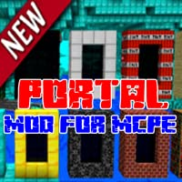 Mods : Portal Mod for MCPE