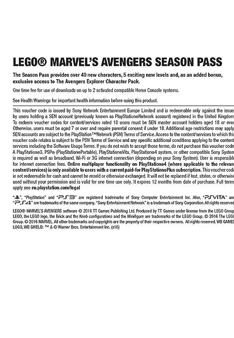 LEGO Marvel Avengers (Nintendo 3DS): Amazon.co.uk: PC & Video Games