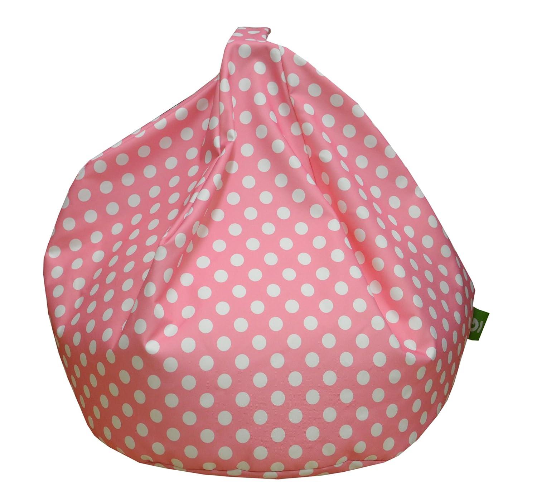 Pink bean bag chair - Childrens Beanbag Blue Stars Bean Bag Chair Amazon Co Uk Kitchen Home