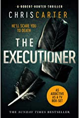 The Executioner: A brilliant serial killer thriller, featuring the unstoppable Robert Hunter Kindle Edition