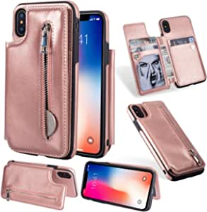 Artfeel Flip Brieftasche Hülle Für Iphone Xs Max Elektronik