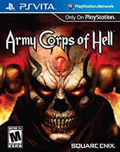 Army Corps of Hell - PlayStation Vita by Square Enix