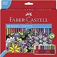 Faber-Castell 111260 Castle Kleurpotloden, 60 Stuks, in Kartonnen Etui