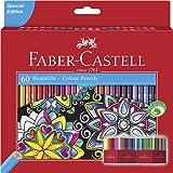 Kredki olówkowe Zamek 60 kolorów