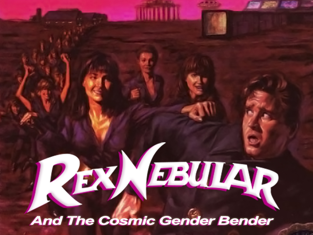 Rex Nebular and the Cosmic Gender Bender [PC/Mac Code - Steam]