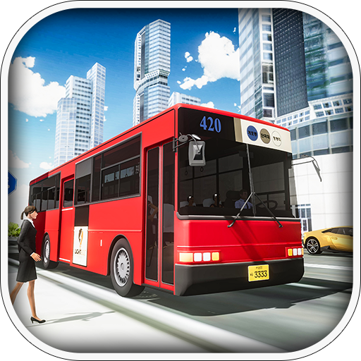 Coach Bus Driving Simulator 2019 - School Bus Game - School Bus Apps