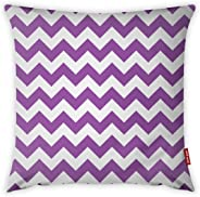 Mon Desire Double Side Printed Decorative Throw Pillow Cover, Multi-Colour, 44 x 44 cm, MDSYST2336