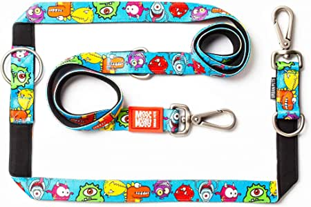 Max Molly Urban Pets Multi Function Leash Little Monsters M Haustier