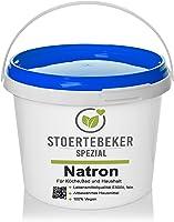 5kg Natron Pulver in Pharmazeutischer Qualität Natrium-Hydrogen-Carbonat - Öko Pro Serie