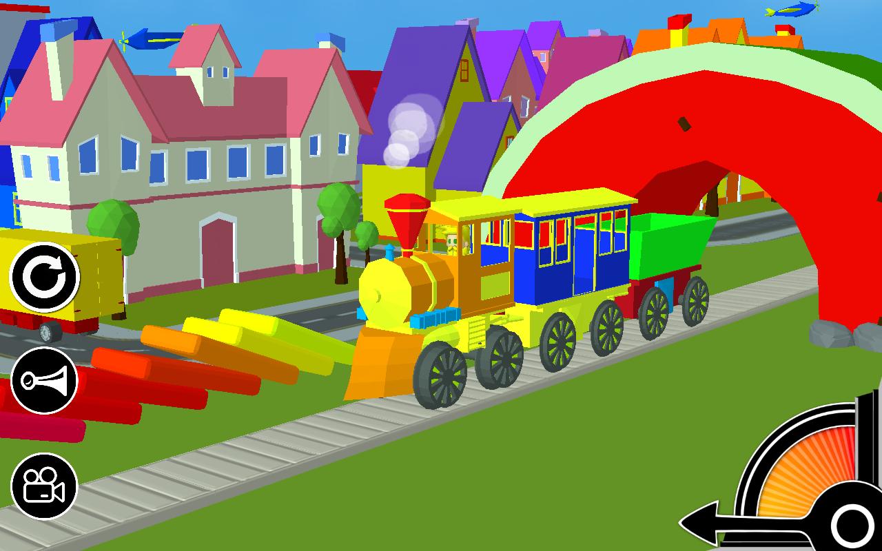 Zug Spiele Für Kinder