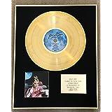 Century Music Awards - DUA LIPA - Disco de oro de 24 quilates de edición limitada - FUTUURE NOSTALGIA